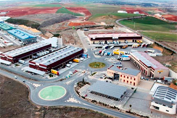 El Ayuntamiento de Salamanca aprueba el proyecto de urbanización de Peña Alta para el desarrollo de suelo industrial y el impulso definitivo a la construcción del Puerto Seco